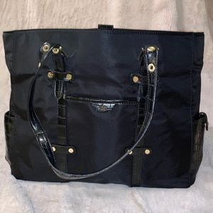 Work Tote with Laptop Compartment